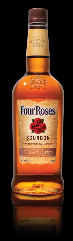 Four Roses Bourbon Yellow  Label