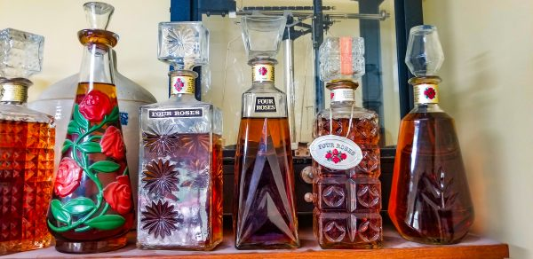 Four Roses Decanter Collection