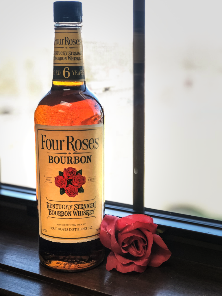 Four Roses Yellow, 1991