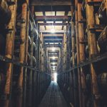 Warehouse & Bottling Facility; Photo by Will Mejia